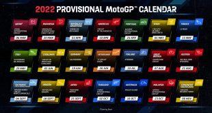 Jadwal Lengkap MotoGP 2022